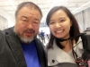 Me and Ai Weiwei