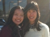 Working with Laura Ling